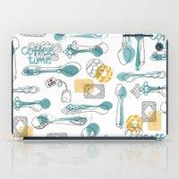 Teaspoon iPad Case