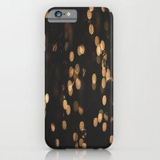Christmas Lights iPhone 6 Slim Case