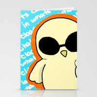 what's cloacalackin? Stationery Cards