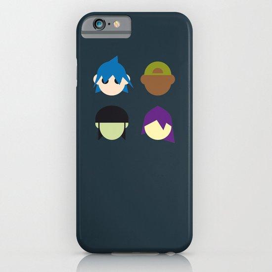 Famous Capsules - Gorillaz iPhone & iPod Case