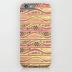 Peapods - Honeysuckle Gold iPhone 6 Slim Case