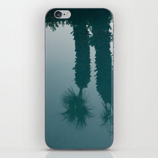 Desert Reflection iPhone & iPod Skin