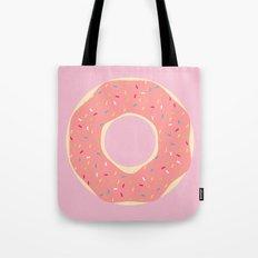 #93 Doughnut Tote Bag