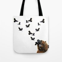 Sacred Outrage Tote Bag