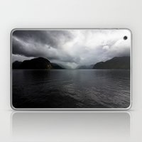 Clouded Fjord Laptop & iPad Skin