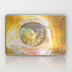 EXPLORERS ONLY / The Biggest Spatial Eye / 26-08-16 Laptop & iPad Skin