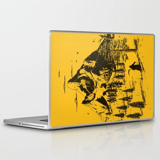 Home! Sweet Home! Laptop & iPad Skin