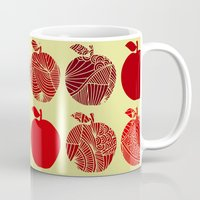 Autumn Apples Mug