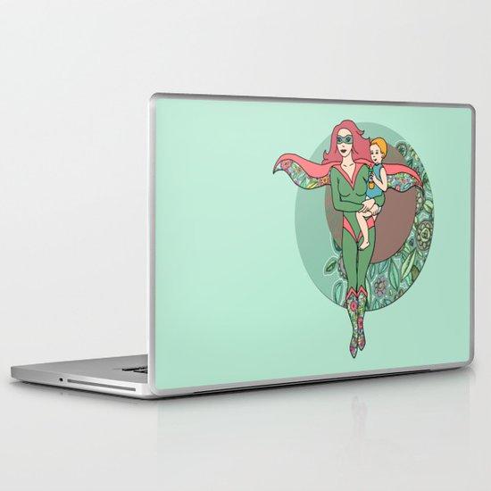 Alter Ego Laptop & iPad Skin