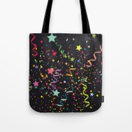 Wishes As Confetti / New… Tote Bag