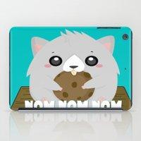 Nom Hamster iPad Case