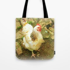 Henny Penny. Tote Bag