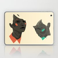 Face Off 2 Laptop & iPad Skin