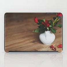 red love. iPad Case