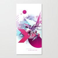Ice14 Canvas Print