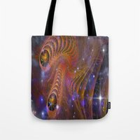 Keepers of Cosmic Change Tote Bag