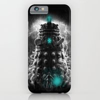 Shadow Of The Dalek iPhone 6 Slim Case