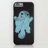 iPhone Cases featuring Squirtle by Head Glitch