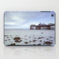 Llandudno Pier iPad Case