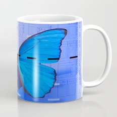 No Way No How < The NO Series (Blue) Mug
