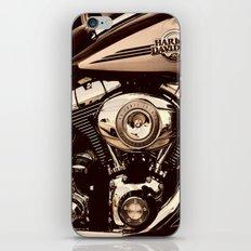 American Iron iPhone & iPod Skin