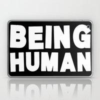 Being Human Laptop & iPad Skin