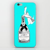 Bourgeois Anarchy iPhone & iPod Skin