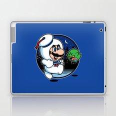 Super Marshmallow Bros. Laptop & iPad Skin