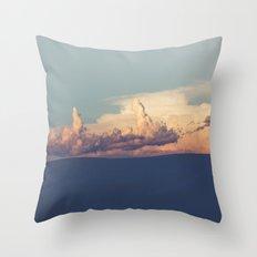 Desert Lullaby Throw Pillow