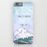 Mountain  iPhone 6 Slim Case
