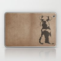 Miniature Schnauzer Laptop & iPad Skin