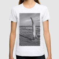 The Sea Forest, Thornham… Womens Fitted Tee Ash Grey SMALL