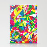 Rave Paint Stationery Cards