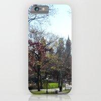 November in NY iPhone 6 Slim Case
