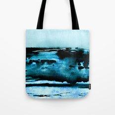 marine luminescence Tote Bag