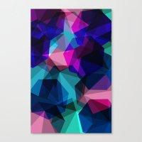 Malgame Canvas Print