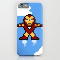 iPhone & iPod Case featuring Iron Pixel by Eric A. Palmer