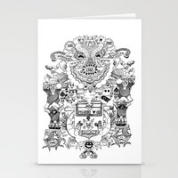 Ri-Damn-Diculous Stationery Cards