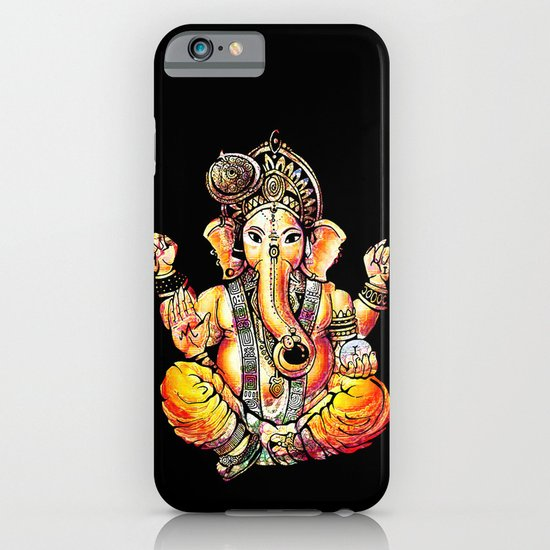 Ganesh iPhone & iPod Case