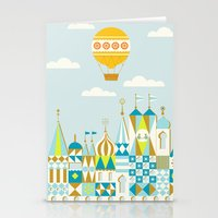 Small Magic Stationery Cards
