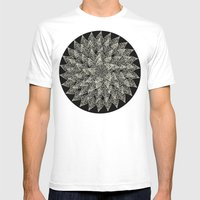 Leaf Mens Fitted Tee White SMALL