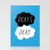 Okay? Okay Stationery Cards