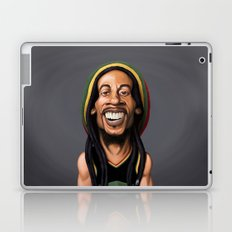 Celebrity Sunday - Robert Nesta Marley Laptop & iPad Skin