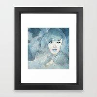 Tides of Change Framed Art Print