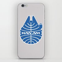 Han-Am iPhone & iPod Skin