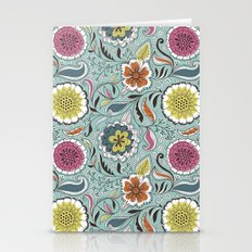 Floral Pattern #45 Stationery Cards