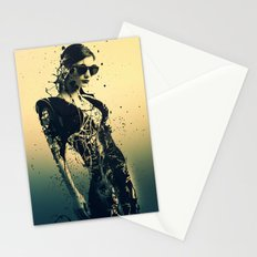 Beauty Echoes Stationery Cards