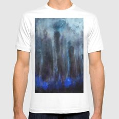 Forest of soul Mens Fitted Tee White SMALL