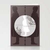 I Believe In Sherlock Ho… Stationery Cards