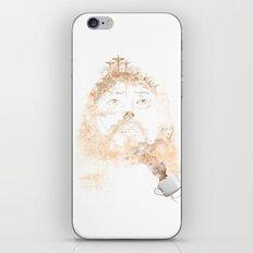 A CUP OF FAITH iPhone & iPod Skin